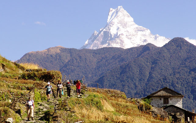 Luxury Solo Travel - Nepal - Ker Downey