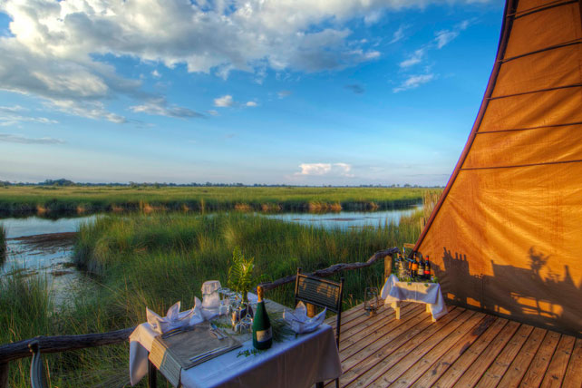 Luxury Solo Travel - Luxury Solo Safari - Botswana - Ker Downey