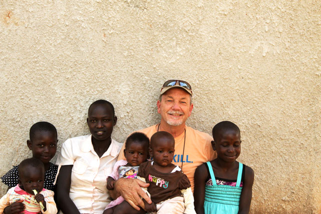 Nets for Africa - Kenya - Philanthropy Travel - Ker Downey