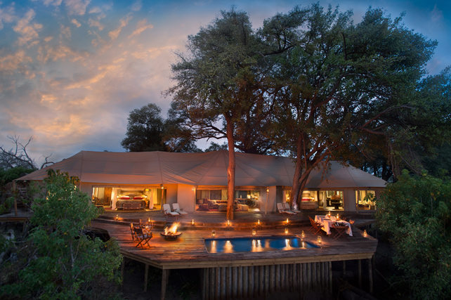 Safari Awards 2017 - Luxury Botswana Safari - Zarafa - Ker Downey
