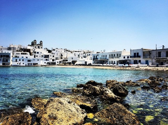 Luxury Greece Travel - Ker Downey - Paros