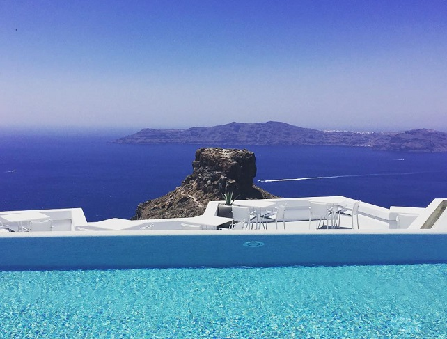 Luxury Greece Travel - Ker Downey - Santorini
