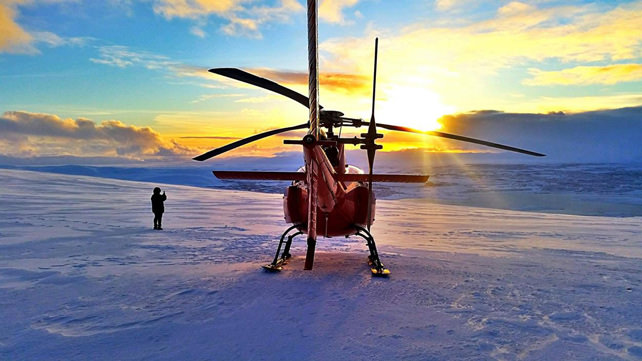 Helicopter Tours - Luxury Iceland Travel - Ker Downey