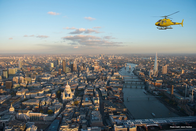 Helicopter Tours - Luxury England Travel - Ker Downey