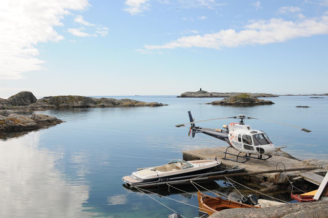 Helicopter Tours - Luxury Scandinavia Travel - Ker Downey