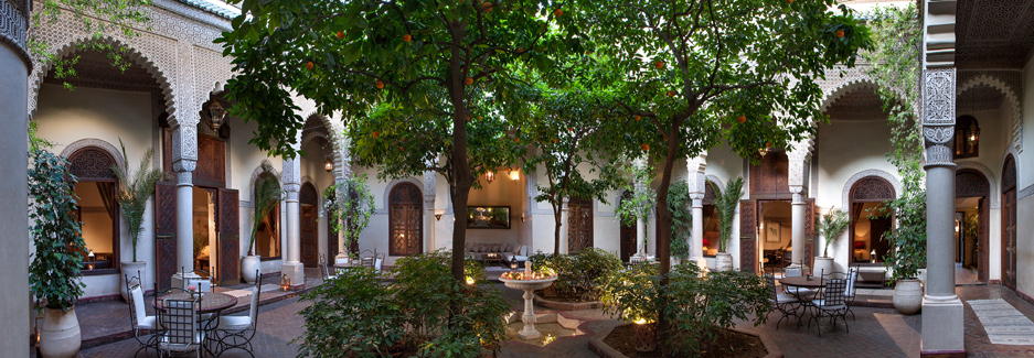 Villa des Orangers - Luxury Morocco Travel Hotel - Ker & Downey