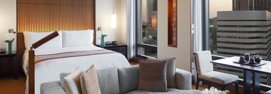 The Peninsula Tokyo - Luxury Tokyo Hotel with Ker & Downey