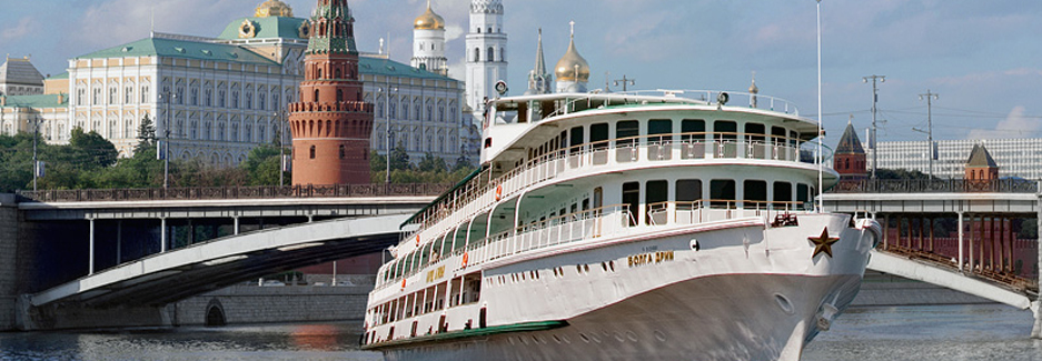 Volga Dream - Luxurious River Cruise Ship - Russia Luxury Vacation