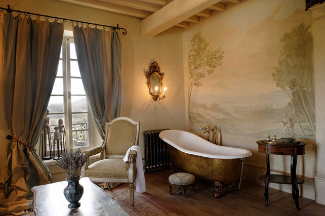 Bathtubs with a View - Luxury Travel - Borgo Santo Pietro - Ker Downey