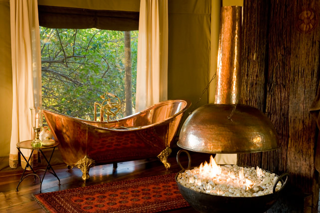Bathtubs with a View - Luxury Botswana Safari - Zarafa - Ker Downey