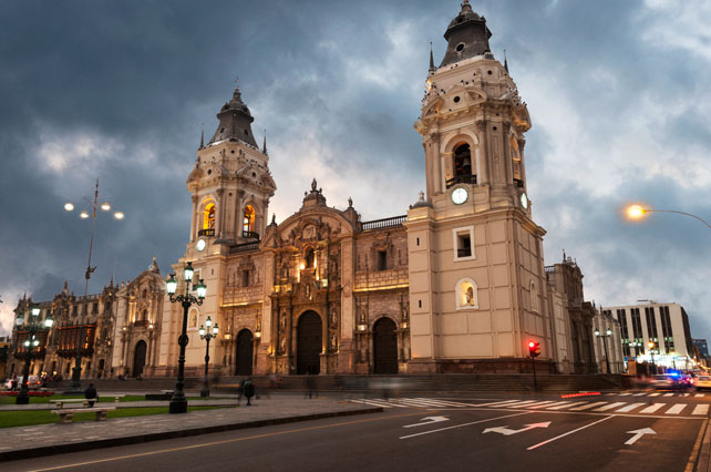 Lima Travel Guide - Luxury Peru Travel - Ker Downey
