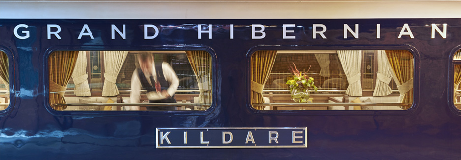 Belmond Grand Hibernian - Luxury Train in Ireland - Ker & Downey
