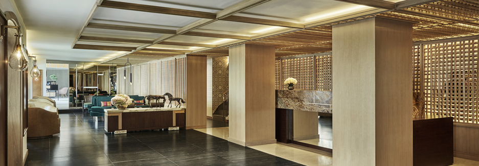 Four Seasons Hotel Bogota - Luxury Colombia Hotel - Ker & Downey
