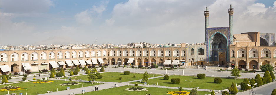 Isfahan Luxury Travel - Travel to Iran from the US - Ker & Downey