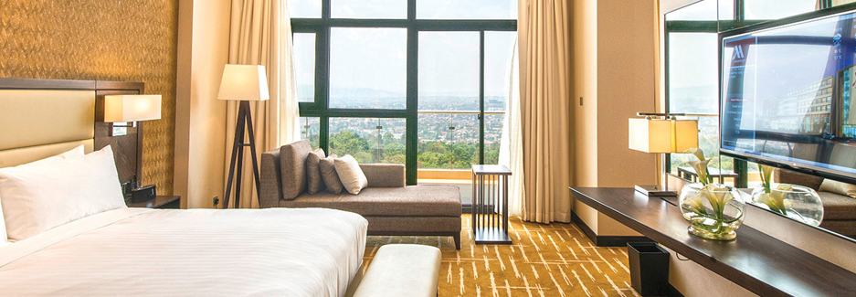 Kigali Marriott Hotel - Rwanda Luxury Travel with Ker & Downey