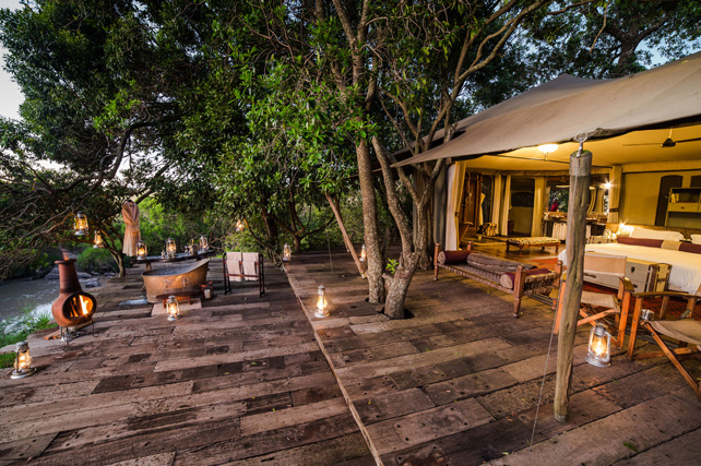 Great Plains Conservation - Mara Plains - Luxury Kenya Safari - Ker Downey