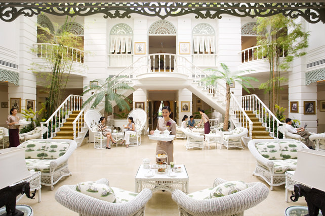 Best Hotels in Asia for Afternoon Tea - Luxury Travel - Ker Downey