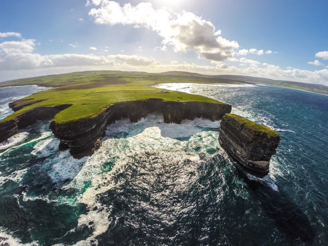 Ireland Adventure Travel - Samuel Brett - Ker Downey