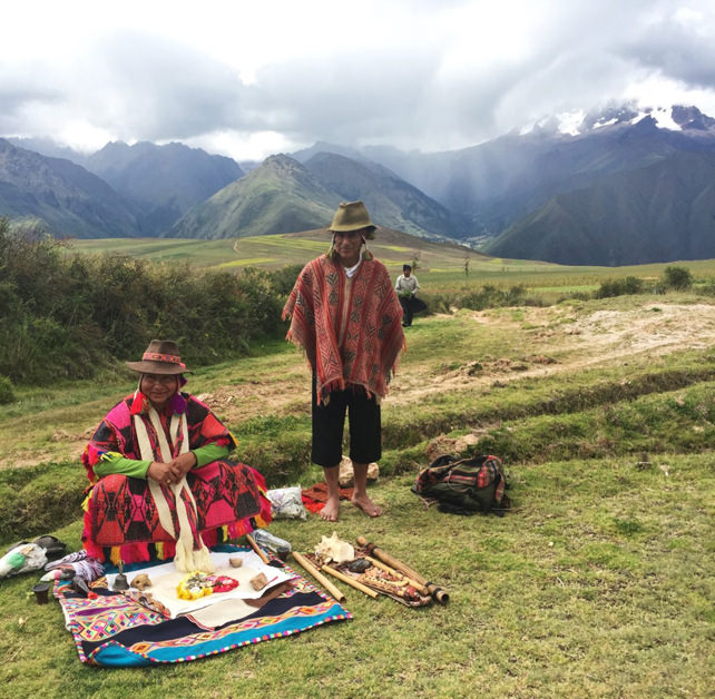 The Power of Pachamama: Experiencing Peru's Ancient Traditions