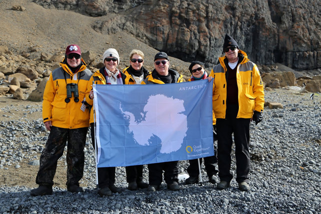 Steve Brandon - Luxury Antarctica Travel - Ker Downey
