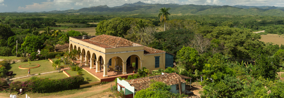 Travel to Trinidad with Ker & Downey - Cuba Luxury Travel - Luxury Tour Operator