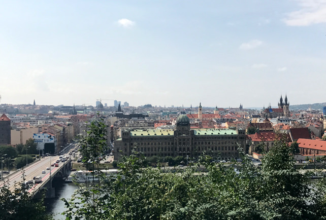 Things to do in Prague - Luxury Travel - Letna Park - Ker Downey