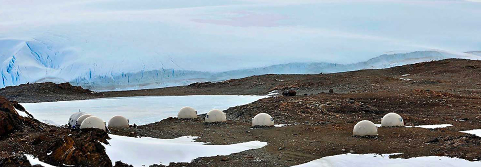 Luxury Antarctica Camp - Ker & Downey Tour Operator - USA