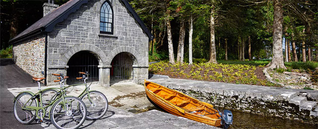 Places to Unplug - Ashford Castle - Ireland - Ker Downey