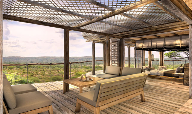 Places to Unplug - Jabali Ridge - Luxury Tanzania Safari - Ker Downey