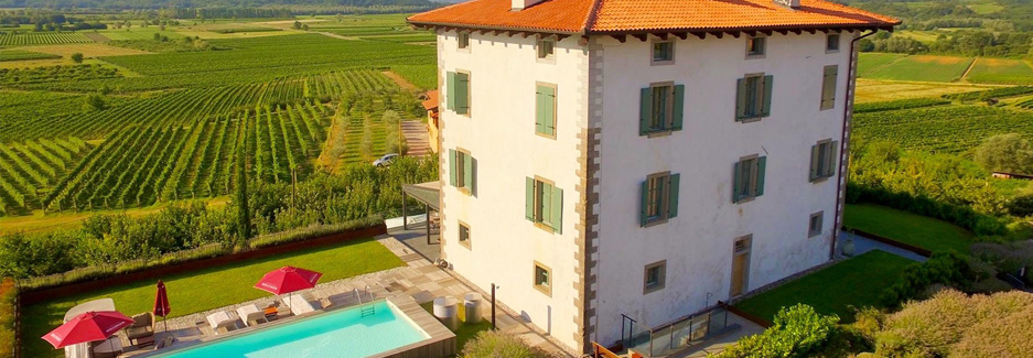 Gredic Castle - Slovenia Luxury Hotel and Castle Accommodations - Ker & Downey