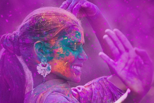 India's Holi Celebration - Luxury Travel with Ker & Downey