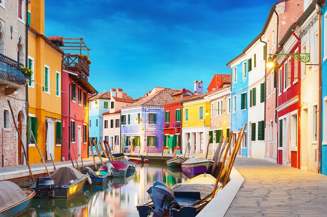 The World's Most Colorful Cities - Luxury Travel with Ker & Downey