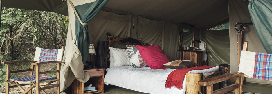 Tangulia Mara Camp - Luxury Kenyan Safari - Ker & Downey