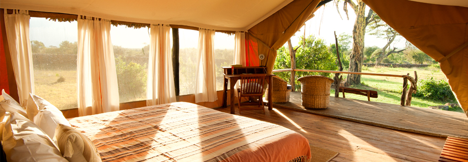 Ekorian's Mugie Camp - Luxury Kenyan Safari - Ker & Downey