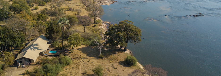 Mpala Jena - Luxury Victoria Falls with Ker & Downey