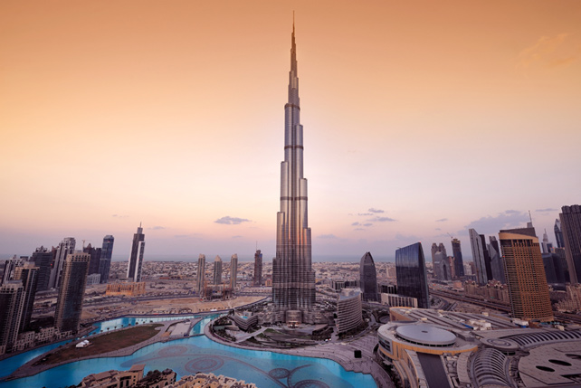 Dubai Luxury Travel - Ker Downey