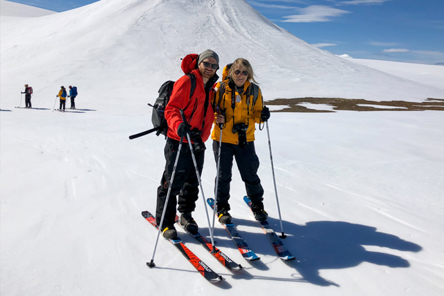 Luxury Antarctica Honeymoon - Austin Mann and Esther Havens Mann - Ker Downey