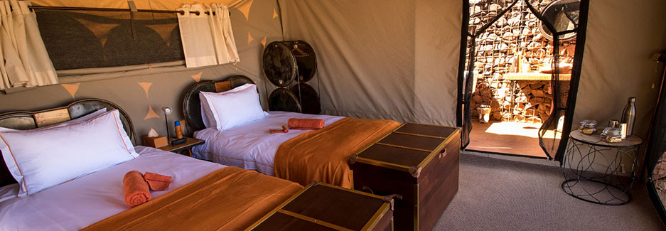 Sossus Under Canvas - Luxury Namibia - Ker & Downey