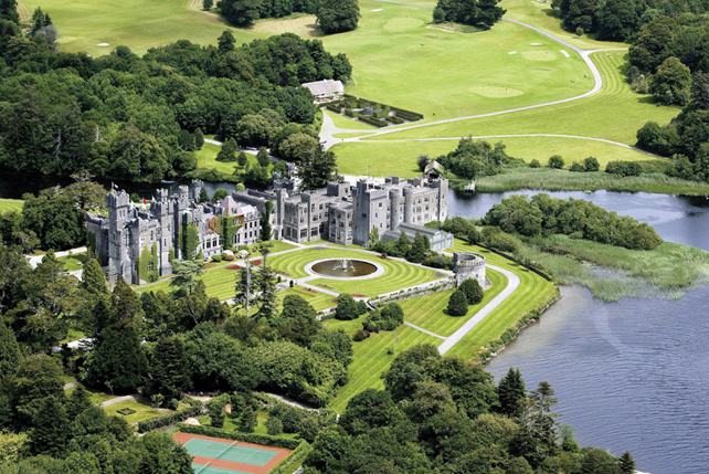 Ashford Castle in Ireland - Luxury Travel - Ker Downey
