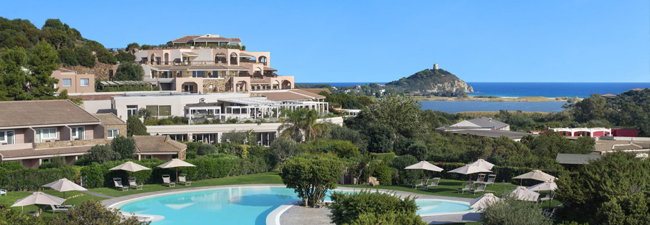 Chia Laguna - Luxury Sardinia Italy Travel - Ker & Downey