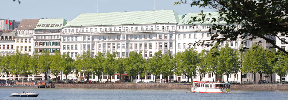 Fairmont Hotel Vier Jahreszeiten - Gourmet Germany Luxury Travel - Ker & Downey