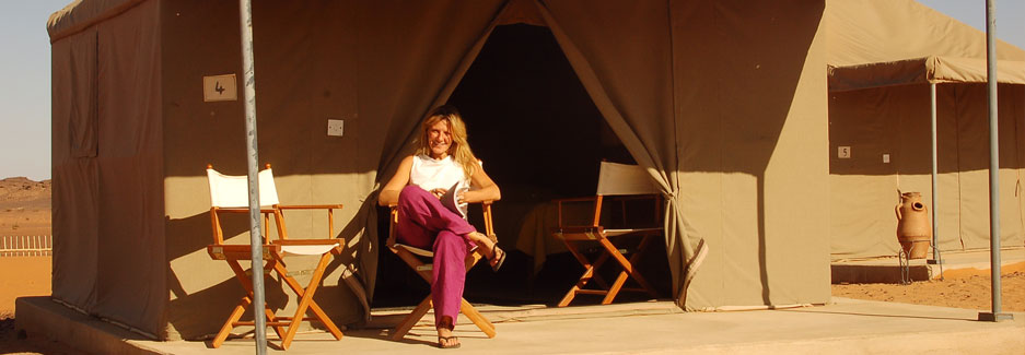 Meroe Camp - Luxury Sudan Travel with Ker & Downey