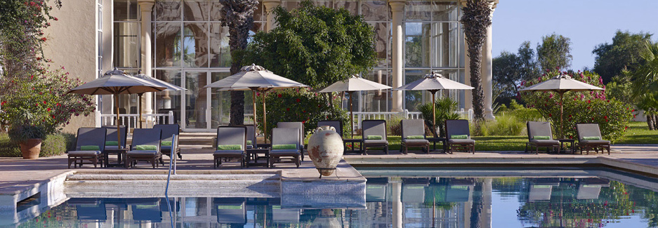 The Residence Tunis - Luxury Tunisia Hotel - Ker & Downey