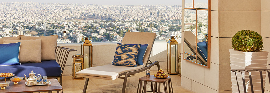 Fairmont Amman - Jordan Luxury Hotel - Ker & Downey