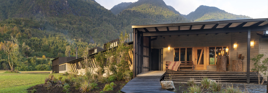 Futangue Hotel Spa - Patagonia Adventure Travel - Ker & Downey