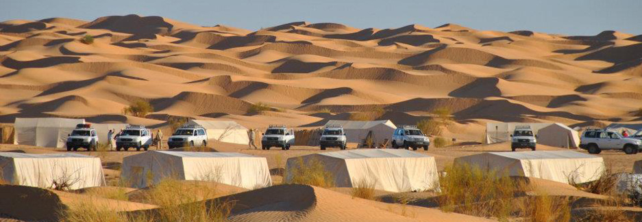 Grand Erg Oriental Camp - Tunisia - Ker & Downey Luxury Travel