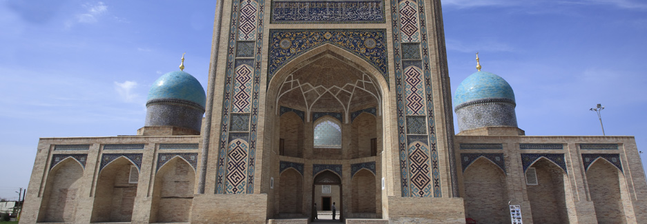 Tashkent - Uzbekistan Travel - See the Silk Road with Ker & Downey