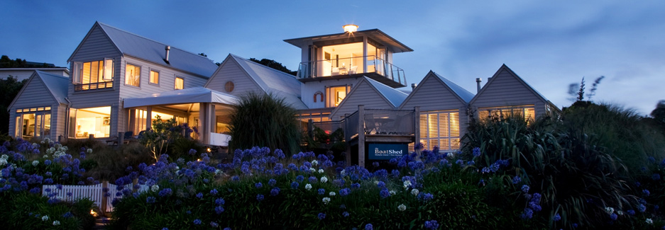 The Boatshed - New Zealand Luxury Travel - Ker & Downey