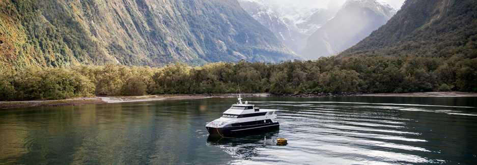 Fiordland Jewel - New Zealand Cruise - Ker & Downey Luxury Travel Operator