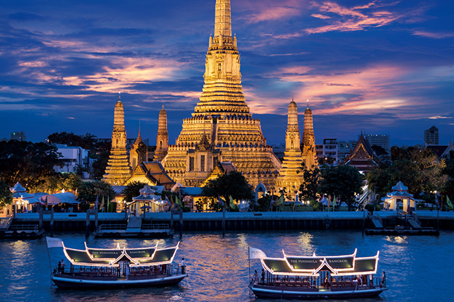 Bangkok, Thailand - Multi-Country Travel to Indochina - Ker & Downey
